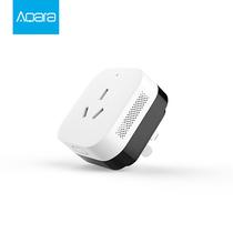 AQARA 空调伴侣(升级版)小米生态链企业产品 可接入米家app(MIJIA) 智能家居网关 智能控制空调产品图片主图