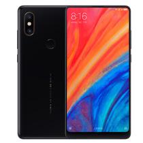 小米 MIX2S 全面屏游戏手机8GB+256GB 黑色 全网通4G 陶瓷手机产品图片主图
