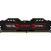 光威 TYPE-α系列 DDR4 8G 2400 台式机电脑内存条(石墨灰)