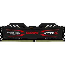 光威 TYPE-α系列 DDR4 8G 2400 台式机电脑内存条(石墨灰)产品图片主图
