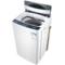 威力 6公斤全自动智能波轮洗衣机  新一代抗菌波轮 8大功能  13分钟快洗 XQB60-6099A(灰色)产品图片2