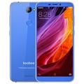 koobee S509高清拍照智能手机 3GB+32GB全网通双卡双待 全面屏手机 海天蓝