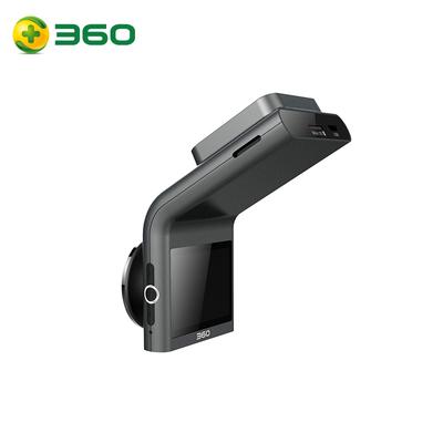 360 行车记录仪 G300P 远程监控 行车轨迹 迷你隐藏 高清夜视 无线测速电子狗一体 含16G存储卡产品图片4