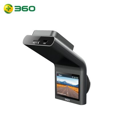 360 行车记录仪 G300P 远程监控 行车轨迹 迷你隐藏 高清夜视 无线测速电子狗一体 含16G存储卡产品图片5