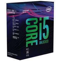 英特尔  i5 8600K 酷睿六核 盒装CPU处理器产品图片主图