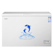 澳柯玛 256升冰柜 商用家用冷柜 冷藏冷冻转换 顶开门  BC/BD-256NE