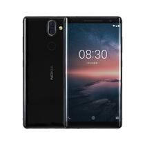 诺基亚 8 Sirocco 6GB+128GB 黑色 全网通 移动联通电信4G单卡手机产品图片主图