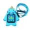 KIDO 智能儿童手表套k2s/k2w原装硅胶保护套蓝色产品图片1