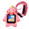 KIDO 智能儿童手表套k2s/k2w原装硅胶保护套粉色产品图片1