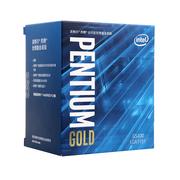 英特尔 奔腾双核G5400 盒装CPU处理器
