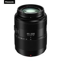 松下 45-200mm F4.0-5.6 微单单电长焦变焦镜头 (35mm相机等效:90-400mm)远摄变焦产品图片主图
