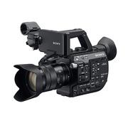 索尼  PXW-FS5K(含18-105镜头)手持式4K Super 35MM超级慢动作微电影摄影机