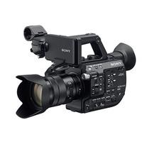 索尼  PXW-FS5K(含18-105镜头)手持式4K Super 35MM超级慢动作微电影摄影机产品图片主图
