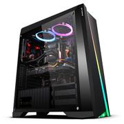 大水牛 潘神Pro(支持ATX主板/支持分体水冷/跨界光感/模组化/竞技机箱)