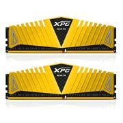 威刚  XPG-威龙系列 DDR4 3600频率 16G(8Gx2)套装 台式机内存(金色)