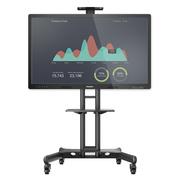 飞利浦 BDL5530QT 55英寸智能会议电子白板 会议平板 触摸一体机 (含移动支架+正版Win10电脑)