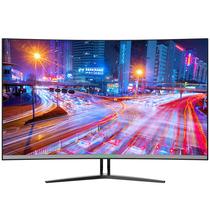 泰坦军团 C32SQ Plus 31.5英寸 2K 1800R曲面屏144HZ吃鸡高清电竞显示器 DP+DVI+HDMI接口产品图片主图