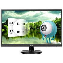 华硕 VA249HE 23.8英寸1080全高清智能靓彩广视角 电竞辅助滤蓝光不闪屏显示器(HDMI/VGA接口)产品图片主图