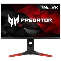 宏碁 掠夺者XB271HU A 27英寸2K窄边框G-Sync 144Hz 1ms游戏电竞显示器(HDMI/DP+升降旋转)畅玩吃鸡产品图片主图