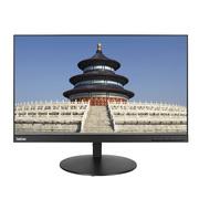 联想 T24i 23.8英寸 双向旋转升降 可壁挂 IPS屏电脑显示器-三年挂质保(HDMI/DP/VGA接口)