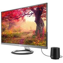 华硕 MZ27AQ 27英寸2K高分IPS屏7mm轻薄 100%sRGB显示器(2HDMI/DP接口+内置音箱/低音炮)产品图片主图