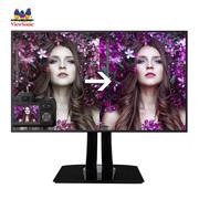 优派   31.5英寸4K  IPS 100%sRGB 微边框专业六轴校色显示器 (VP3268-4K)