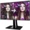 优派   31.5英寸4K  IPS 100%sRGB 微边框专业六轴校色显示器 (VP3268-4K)产品图片2
