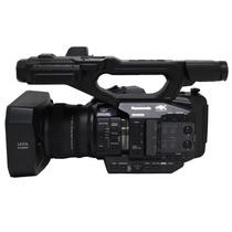松下 AG-UX90MC 一英寸4K手持广播级24.5mm广角 可支持WIFI摄像机 会议/直播/教学/婚庆/晚会/纪录宣传片产品图片主图