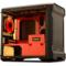 追风者  215P限量版 黑红 ITX水冷机箱(支持ITX主板/280水冷/长显卡/静音/防尘配20CM大风扇)产品图片2