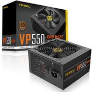安钛克  VP550 Bronze 额定550W电源(80PLUS铜牌电源/120mm风扇/电脑电源/稳稳吃鸡)