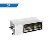 格力 1匹厨房空调 厨房专用风管机 适用约6-13㎡ 6年包修 液晶面板线控 家用中央空调FG2.6/CF