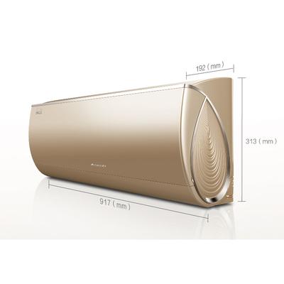 格力 1.5匹 一级能效变频WiFi 润慧壁挂冷暖空调(奢华金)KFR-35GW/(35532)FNhCb-A1(WIFI)产品图片2