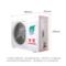 长虹 1.5匹 变频 二级能效 智能静音 壁挂式空调挂机 KFR-35GW/DCG1+A2产品图片4