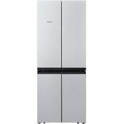西门子  BCD-481W(KM49EA90TI) 481升 变频混冷无霜 十字对开多门冰箱 独立双循环 (欧若拉银)