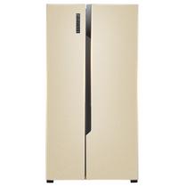 海信  533升 对开门冰箱 风冷无霜 电脑控温 纤薄机身 节能静音 琥珀金 BCD-533WFK1DQ产品图片主图