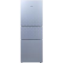 西门子  BCD-274(KG27FS290C) 274升 绿色零度 三门冰箱 三循环 LCD电脑内显(极光银+回纹)产品图片主图