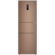 美菱 BCD-296WP3CX 296升三门冰箱 0.1度精控双变频 风冷无霜 一级能效 杀菌除味 宽幅变温(咖啡金)