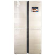 海信 550升十字对开门冰箱  变频风冷无霜 WIFI智控 玻璃面板  BCD-550WMB1DPUJ