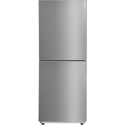 美的  176升 节能静音实用双门冰箱 日耗电0.58度 低温补偿 BCD-176M星际银