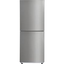 美的  176升 节能静音实用双门冰箱 日耗电0.58度 低温补偿 BCD-176M星际银产品图片主图