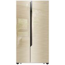 海信 529升 对开门冰箱 矢量双变频 风冷无霜 电脑控温 玻璃面板  BCD-529WFB1DPQ产品图片主图