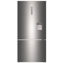 海尔 495升双变频风冷无霜大格局两门冰箱时尚外取水 生态保湿保鲜grand系列BCD-495WDEA产品图片主图