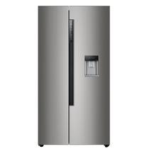 海尔 525升双变频风冷无霜对开门冰箱 时尚外取水 纤薄机身water cooler系列 BCD-525WDVS产品图片主图