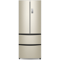容声  439升 多门冰箱 智能wifi变频 一级能效 风冷无霜 抑菌除味 钛空金 BCD-439WD11MPA产品图片主图