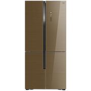 美菱 520升 十字对开门冰箱 M鲜生水分子激活保鲜 0.1度双变频 无霜三系统BCD-520WUP9BA