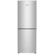 美菱 206升双门冰箱 风冷无霜 杀菌除味 电脑控温 小巧大容积 亚光银BCD-206WECX