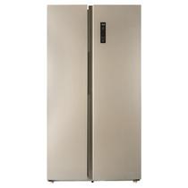 美菱 569升 对开门冰箱 0.1度好变频 风冷无霜 一级能效 杀菌净味 时尚纤薄BCD-569WPCX产品图片主图