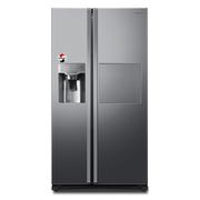 大宇 RSZ-617GSL 562L 进口对开门大容量制冰吧变频风冷无霜电冰箱