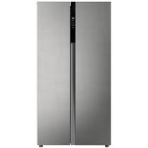 美的 525升 变频风冷智能对开门冰箱 中央智控 快速深度制冷 节能 星际银 BCD-525WKPZM(E)产品图片主图