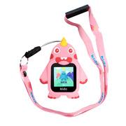 KIDO 智能儿童手表套k2原装硅胶保护套粉色